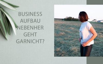 Businessaufbau nebenher: Geht das überhaupt?